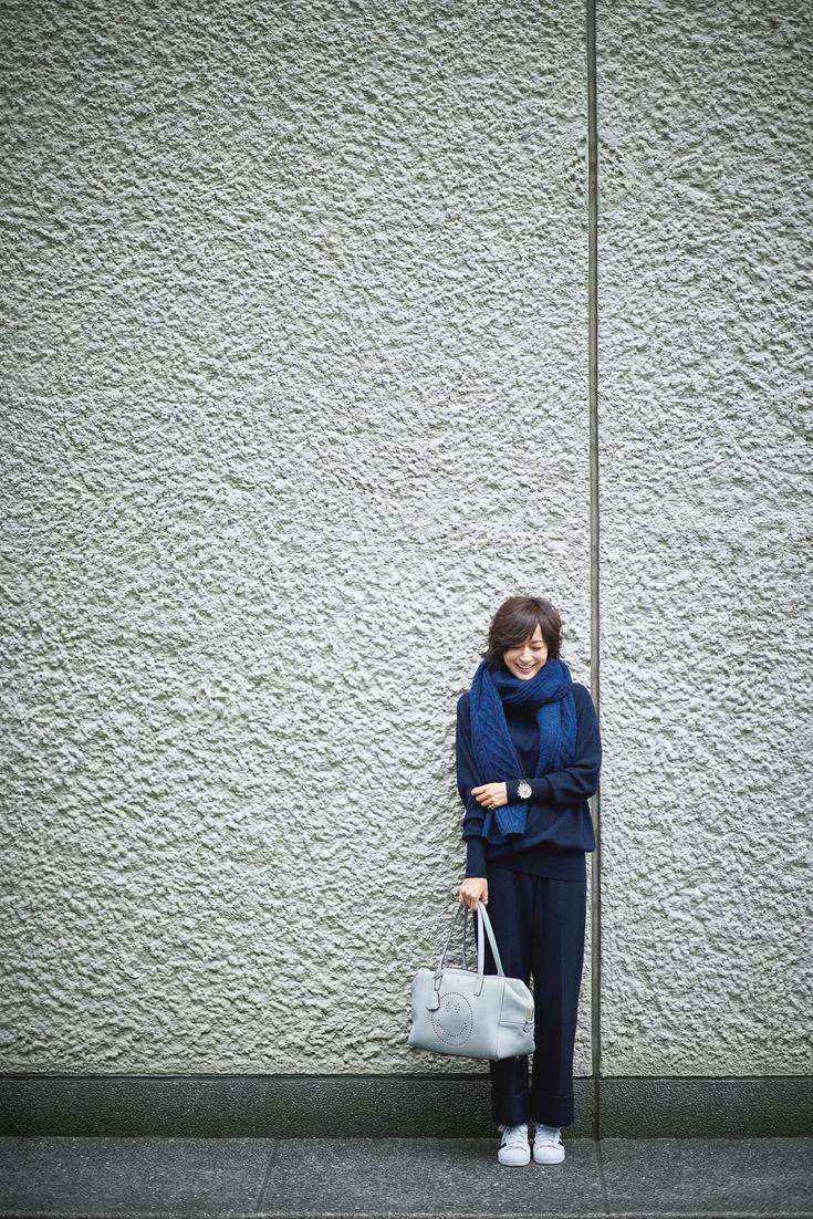 富岡佳子が秋の私服を大公開! 五選 Web eclat Jマダムのためのお役立ち情報サイト