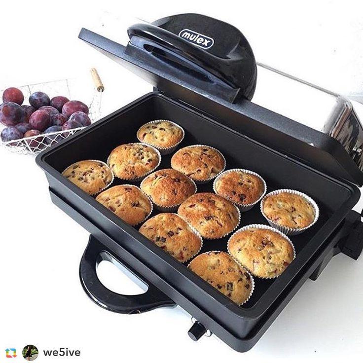 Zwetschgen Schoko Muffins