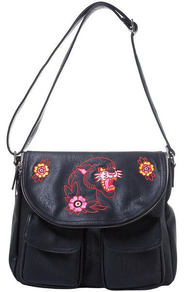 Panther Nomad Purse