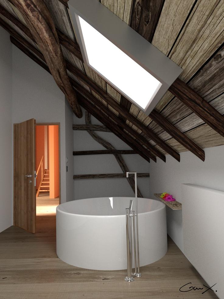 GreekX CG Freelancer: Interior Bathroom