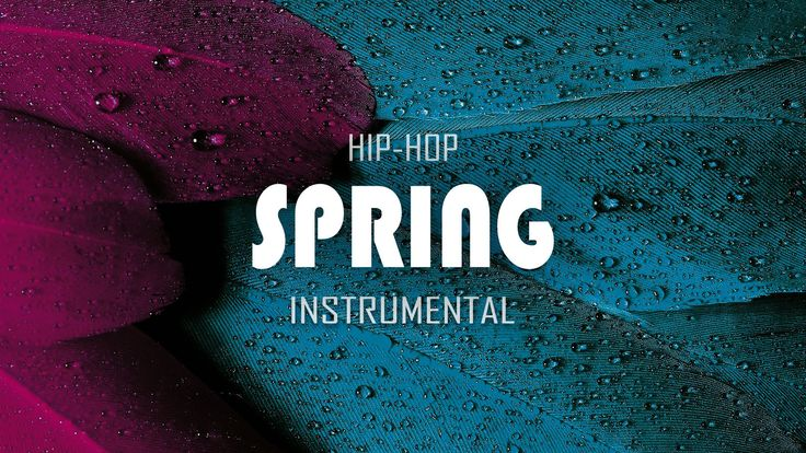 """SPRING"" Soulful Hip Hop Instrumental 2016 