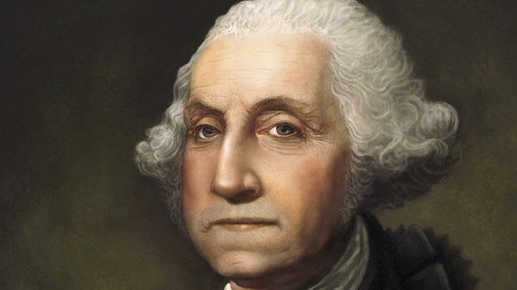 Lock of #George #Washington hair #discovered in forgotten book...