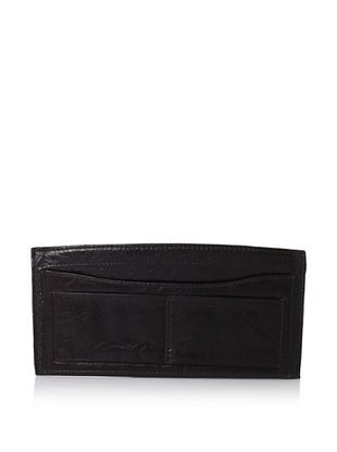 Latico Women's Jill Wallet (Blackberry)