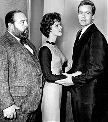 """Checkmate (TV series) - American detective television series starring Anthony George, Sebastian Cabot, and Doug McClure. The show aired on CBS Television from 1960 to 1962 for a total of 70 episodes and was produced by Jack Benny's production company, """"JaMco Productions"""" in co-operation with Revue Studios. Guest stars included Charles Laughton, Peter Lorre, Lee Marvin, Mickey Rooney and many other prominent performers."""