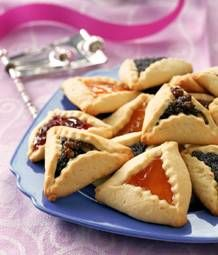 Easiest Hamantashen recipe ever! And I've used it so I can promise it works very well and is very tasty. I personally like Nutella filling.