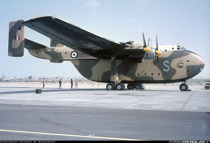 Blackburn B-101 Beverley C1, 1966