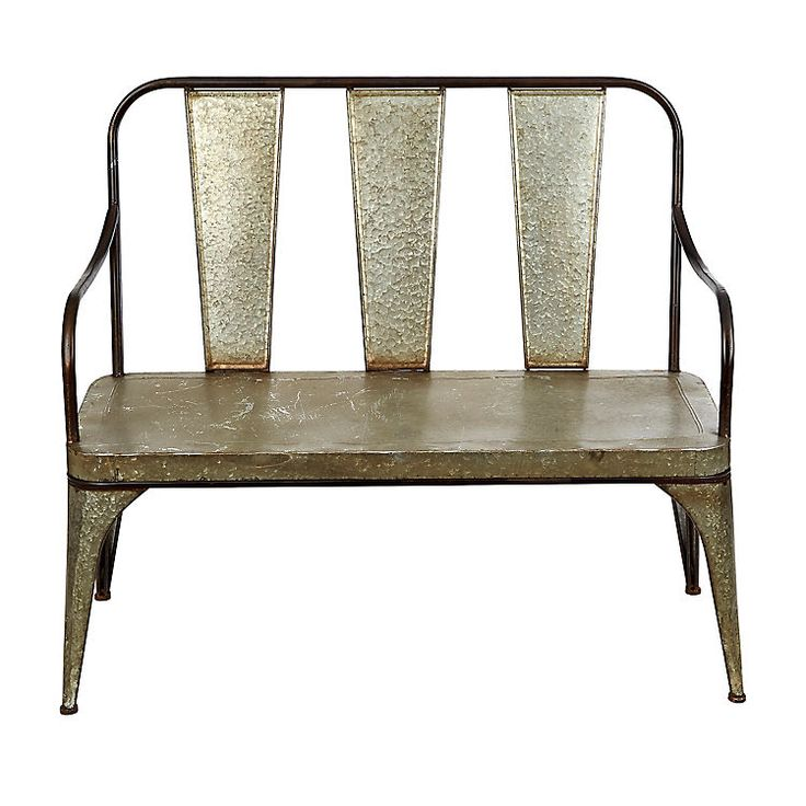 25 Best Ideas About Indoor Benches On Pinterest: Best 25+ Metal Outdoor Bench Ideas On Pinterest