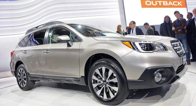 Subaru Outback 2015 » Los Mejores Autos