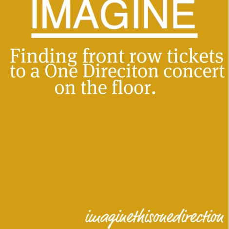*dead*: Heart Attack, Imagination 68, My Life, One Direction, 1D Imagination, Dreams Coming True, Be Awesome, Direction 3, Imagination Direction