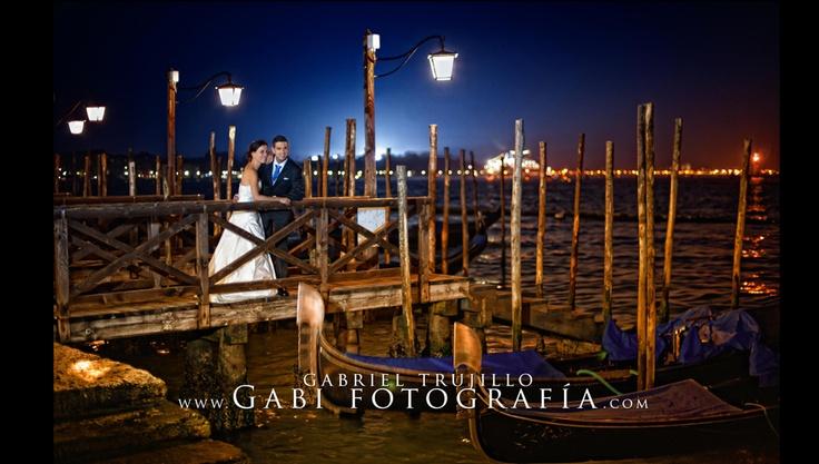Post Boda en Venecia