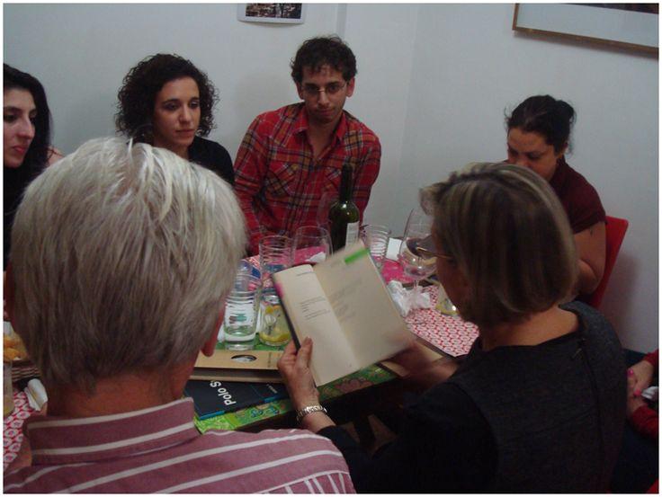 De visita en Argentina, María Teresa Ogliastri compartió anécdotas y lecturas de sus dos últimos libros publicados: Polo Sur (2008) y Del diario de la señora Mao (2012).