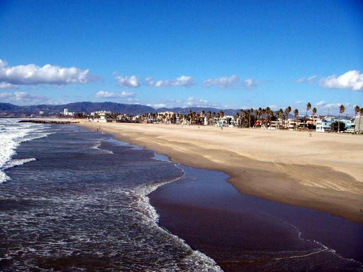 Beautiful Venice Beach, California
