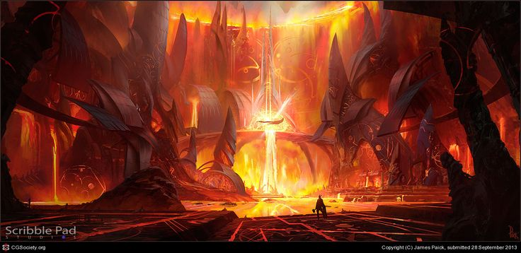 Thor the Video Game - Concept Art by James Paick | 2D | CGSociety