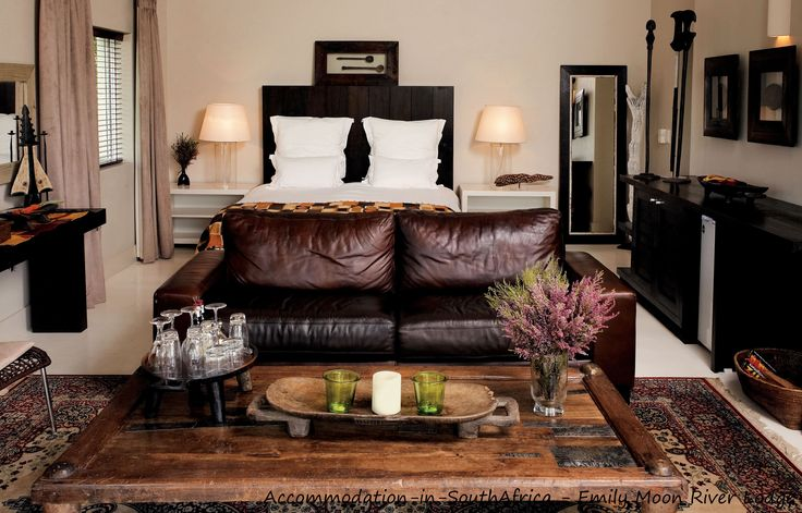 Beautiful room at Emily Moon River Lodge. Plettenberg Bay Accommodation. Accommodation in Plettenberg Bay. Lodge accommodation in Plettenberg Bay. Plettenberg Bay Lodges.