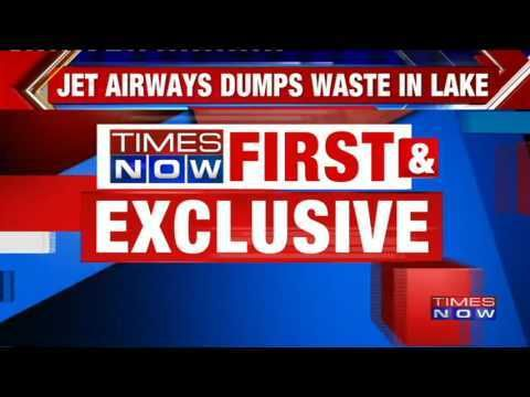 Jet Airways Crew Dumps Toxic Waste In Pallavaram Lake Chennai https://t.co/BwJoOwvLoD #NewInVids https://t.co/iGbwnxRmzF #NewsInTweets
