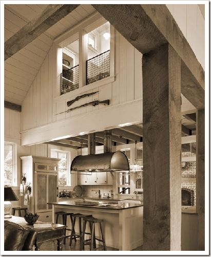 Lakefront Cottage Design Idea Observation Loft: 17 Best Images About Decorating :: Lake House On Pinterest