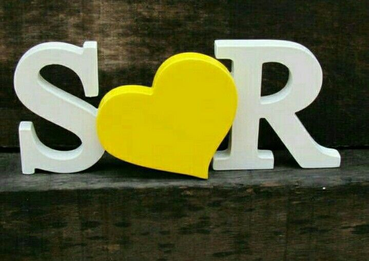 Letter S R S Love Images Picture Letters Stylish Alphabets
