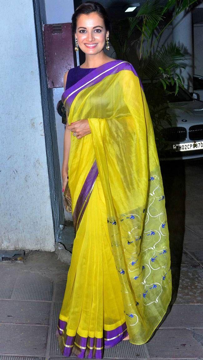 1000+ images about Sari on Pinterest   Deepika padukone ...