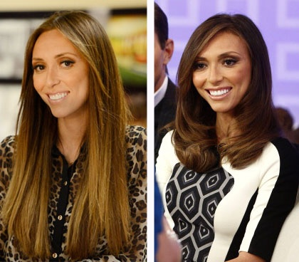 26 best celebrities images on pinterest salons blond and giuliana rancic ditched her extensions repin if you think it was a good choice pmusecretfo Gallery