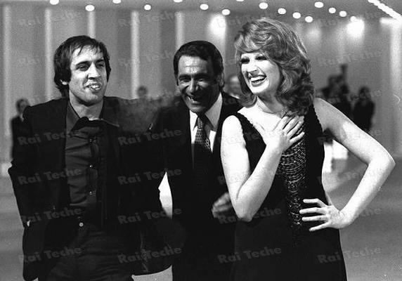Adriano Celentano , Mina & Lupo