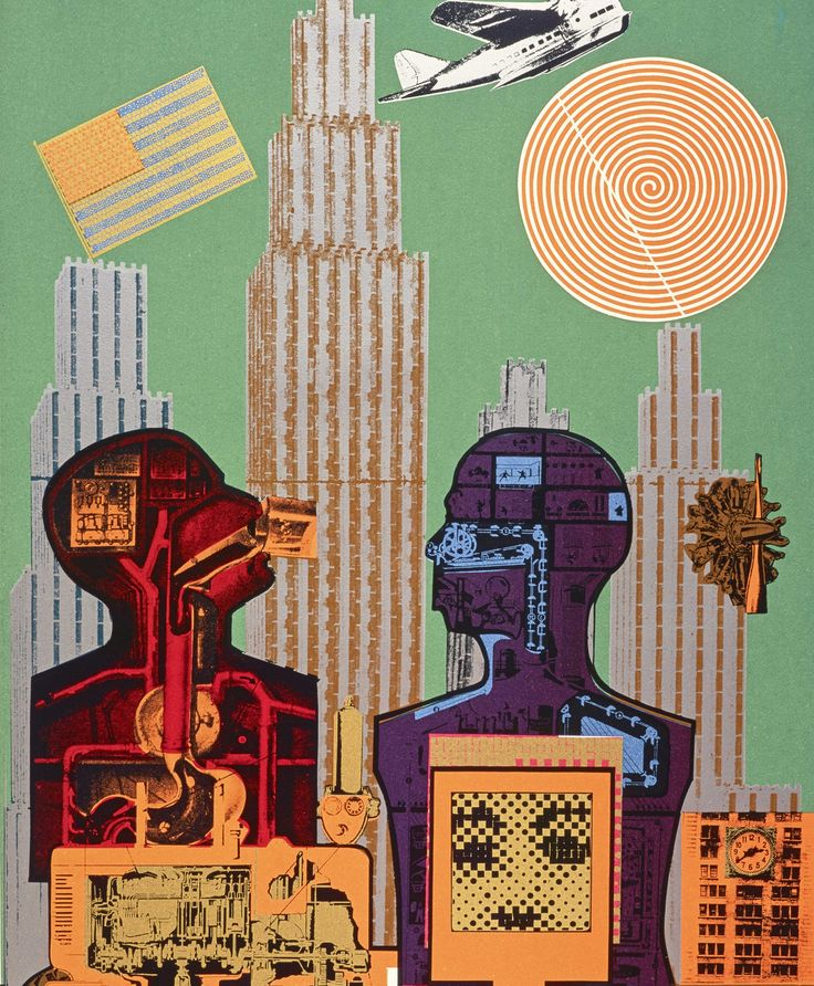 Whitechapel Gallery presents a major retrospective of British artist Eduardo Paolozzi. Running 16 February – 15 May 2017. Tickets on sale now.