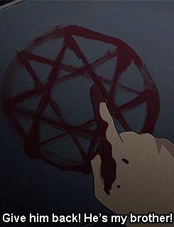 Fullmetal Alchemist: Brotherhood. (click)
