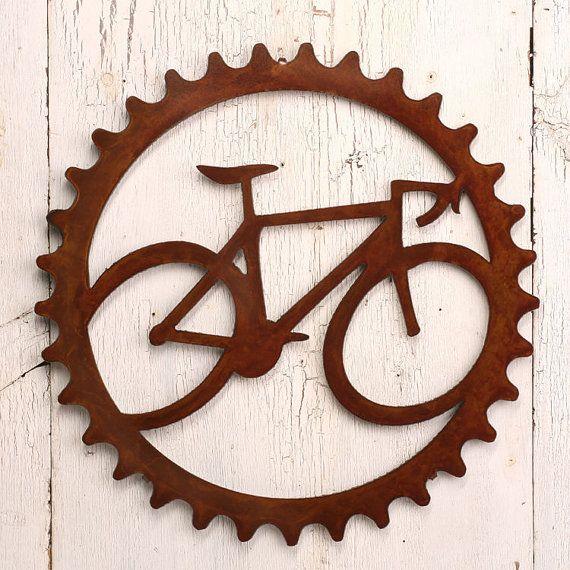 Speed Demon Road Bike Bicycle Art Wall Art by ShineOnSportyGirl, $40.00