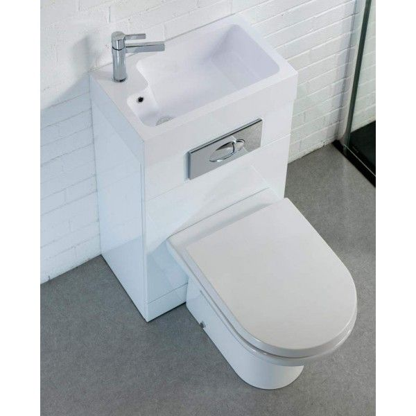 Best 20 Space Saving Toilet Ideas On Pinterest Space Saving Baths Small Vanity Sink And Small Space Bathroom