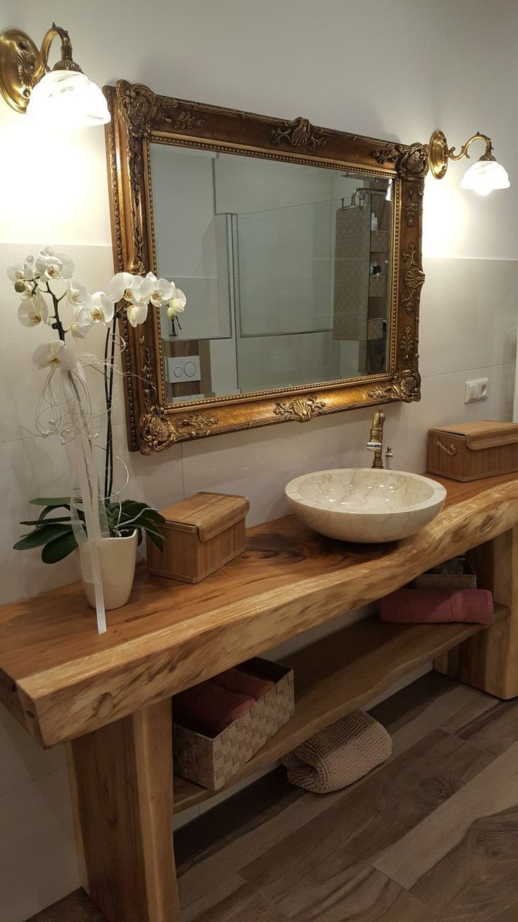 Wood washbasins – #washbasins – #Genel – AlisaKe -…