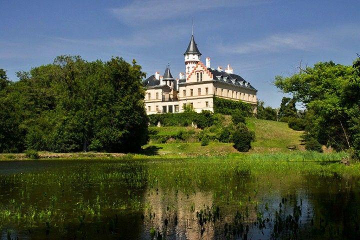 Raduň Chateau, The Czech Republic