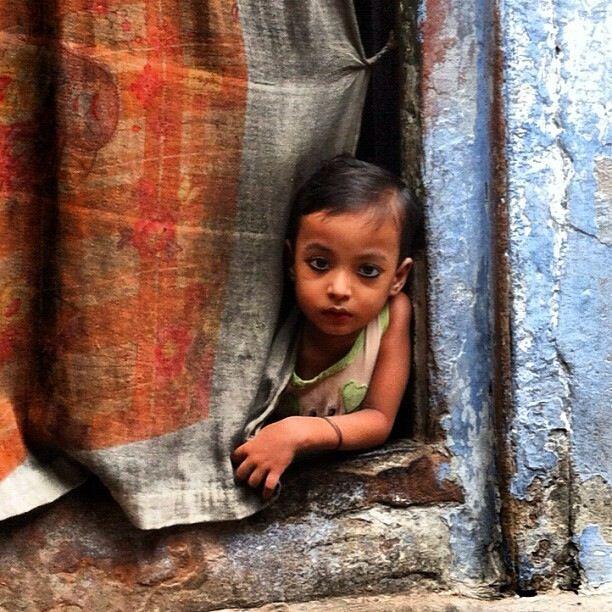Varanasi, India. My personal favourite photograph