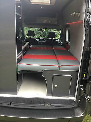 2016 Fiat Doblo Compact Micro Campervan demonstrator Sale, 2 Months Old,MUST SEE 4