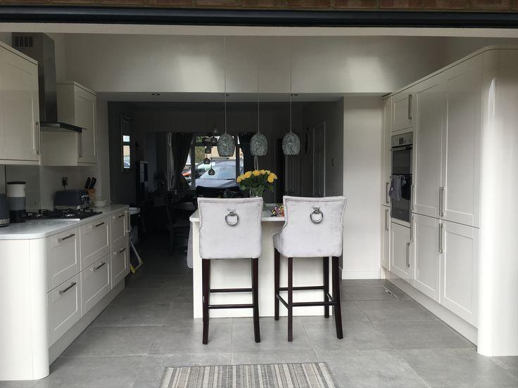 Best 25 Cream And Grey Kitchen Ideas On Pinterest Grey