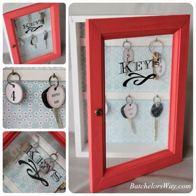 Batchelors Way: Laundry Room Key Box