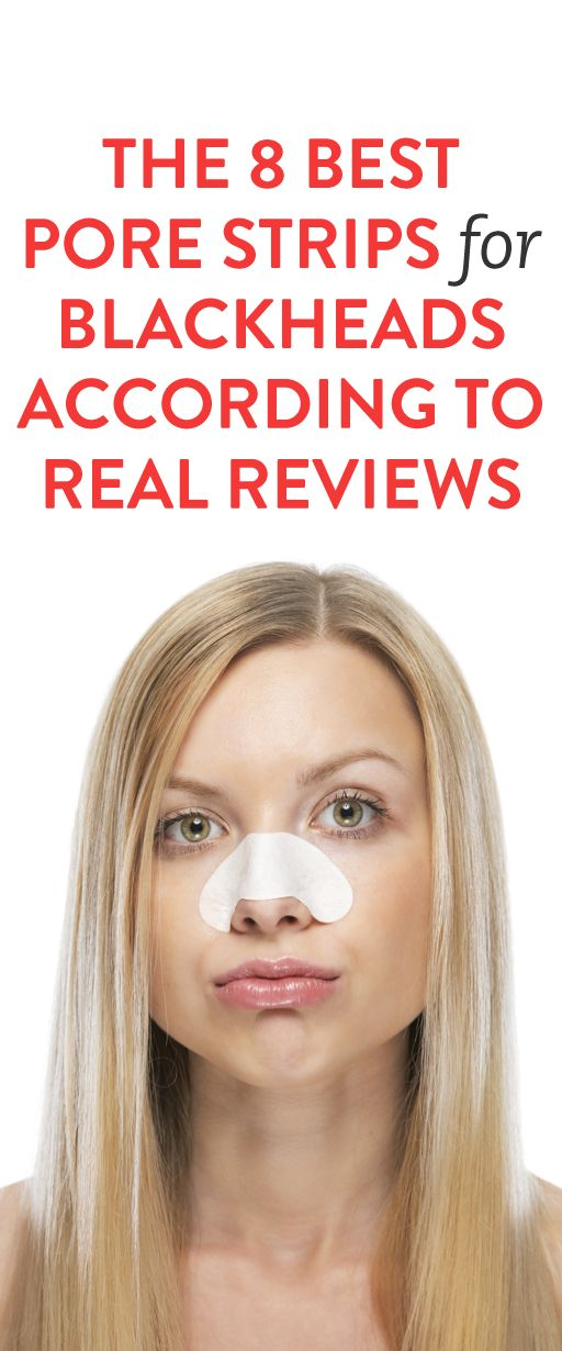 The 8 Best Pore Strips For Blackheads According to Real Reviews