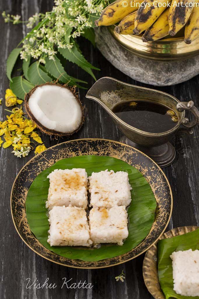 Vishu Katta Recipe ~ Lincy's Cook Art
