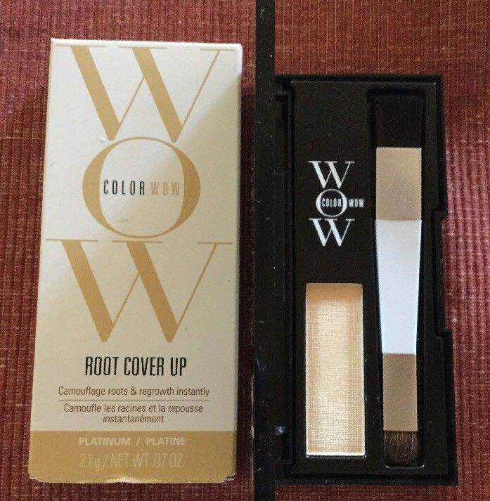 Color Wow Root Cover Up Platinum 2.1g/0.07 oz | eBay