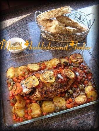 Dit is zo`n lekker Marokkaans visrecept.  In Marokko maar ook in de andere Noord-Afrikaanse landen wordt erg veel vis gegeten. Er bestaan dan ook talloze...