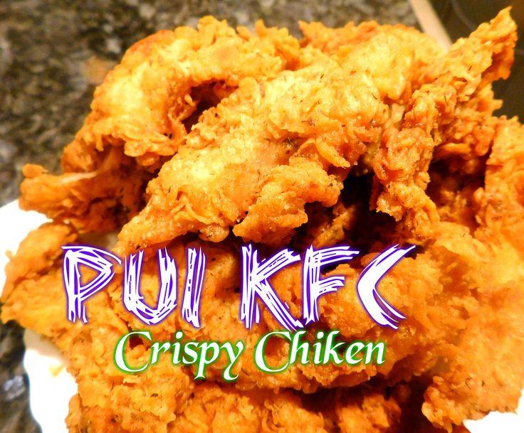 Reteta PUI KFC  Crispy Chicken | Pollo Estilo KFC (CC Esp Sub) |Anyta Co...