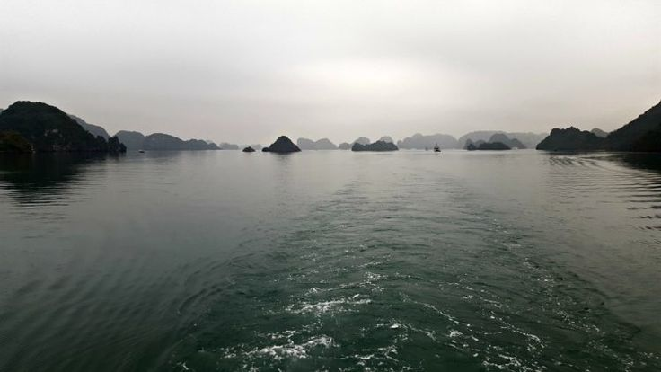 Unesco World Heritage site Halong Bay | lettucetakatrip.com