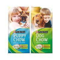 South Suburban Savings: New Coupon: $1.75/1 Bag of Purina Puppy Chow or Dog Chow