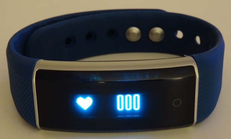 smartband Zeblaze ZeBand BLE 4.0 - fréquence cardiaque