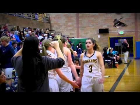 LHS girls basketball highlights: Hosanna Christian at Lakeview 2-04-2016