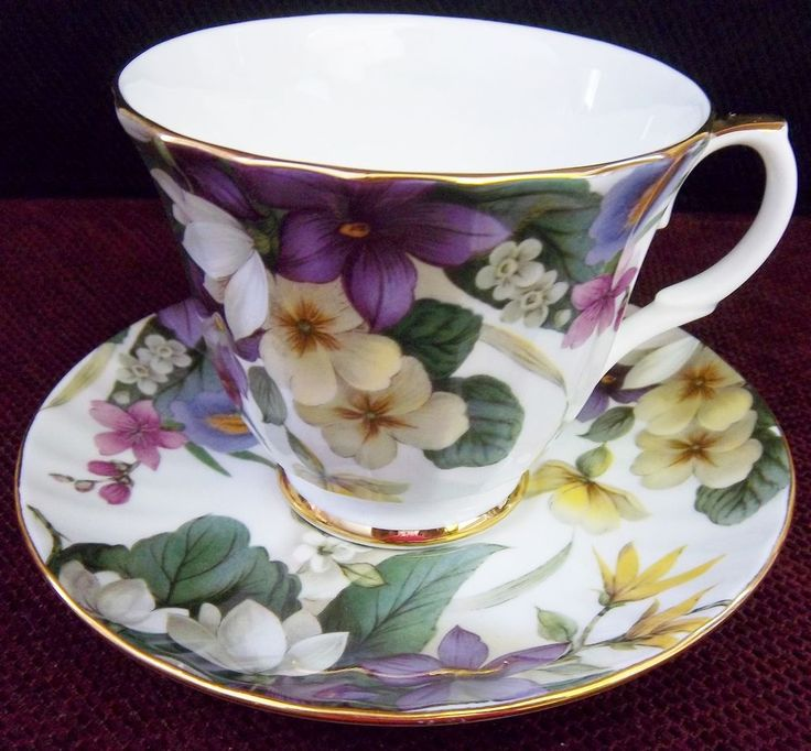 Fine China Patterns 161 best duchess china images on pinterest | tea time, bone china