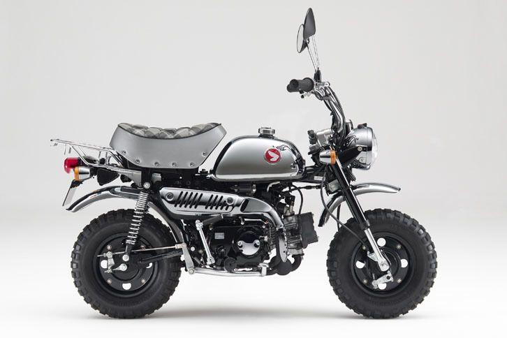 本田技研工業は2017年6月22日、原付きレジャーバイク「ホンダ・モンキー」の特別仕様車「モンキー 50周年スペシャル」を限定発売すると発表した。同車の商談受け付けは、7月21日に開始される。