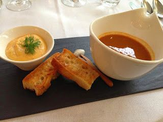Latające talerze - blog o restauracjach: Le Cafe Beau Rivage