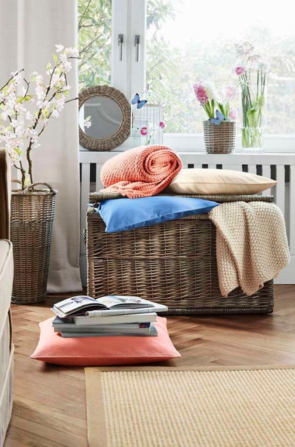 Jak dbać o wiklinę? Zobacz na http://radoscodkrywania.tchibo.pl/wiosenne-porzadki-jak-dbac-o-meble #wiosenneporządki #porządki #wiosna #home #interior #design