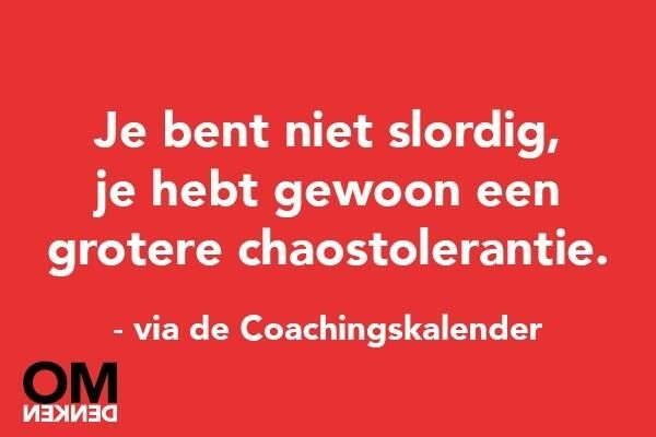 Twitter / BuroBloei: :-) #omdenken #ADHD #lol ...