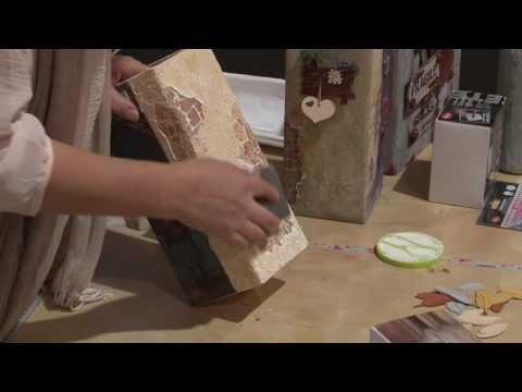 Afroditi's hobby  Δημιουργία effect πέτρας με venezia - YouTube