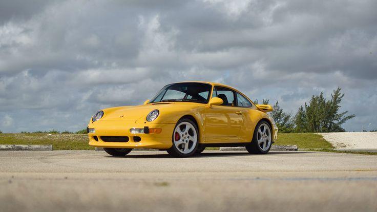 1997 Porsche 911 Carrera 4S - 1